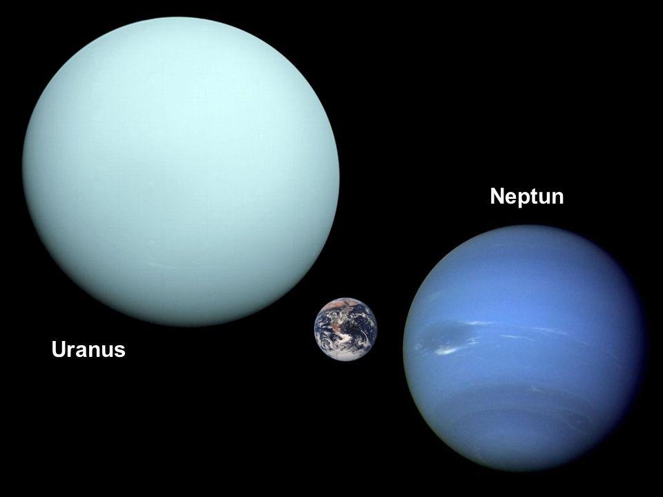 Neptun Uranus Urauns Innerer Aufbau [Bearbeiten] Innerer Aufbau.